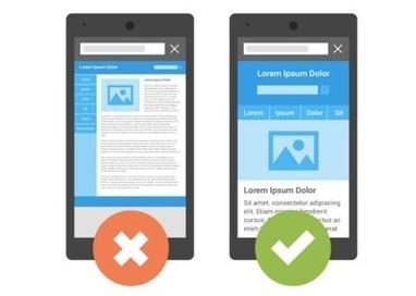 Google favorecerá aún más las páginas diseñadas para móvil a partir de mayo | Francisco Javier Márquez Estrada | Scoop.it