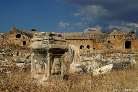 Hierapolis | ANATOLIA TRAVELER | mesopotamia | Scoop.it