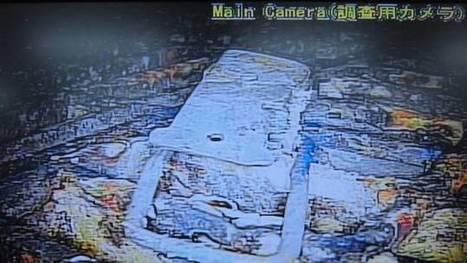 Fukushima : l'intérieur du réacteur 1 présenté pour la première fois | Japan Tsunami | Scoop.it