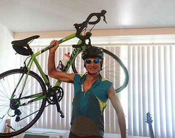 Sage Canaday Talks Recovery, Road Biking and Returning to Running | Sport & Care | Scoop.it