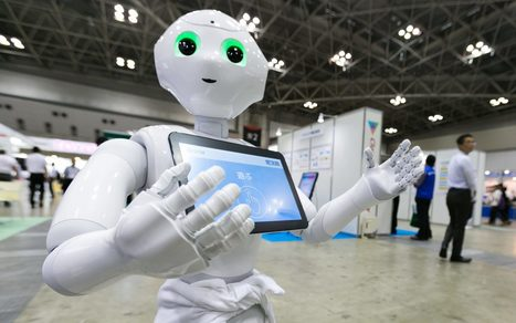 Robots will replace a quarter of business services workers by 2035, says Deloitte | Black Family Technology Awareness | Scoop.it