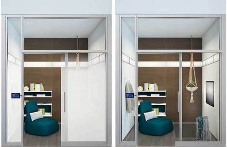 Introverts at Work: Designing Spaces for People Who Hate Open-Plan Offices - Businessweek | Personality and Culture | Scoop.it