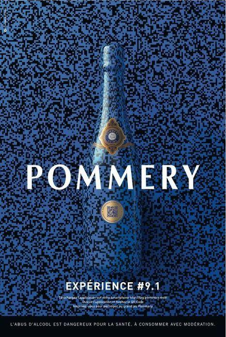 Découvrez les nouvelles @rmoiries de la Maison Pommery | Tag 2D & Vins | Scoop.it
