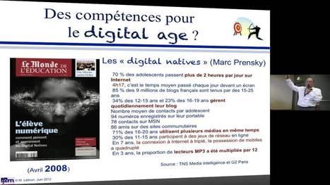Apprendre et enseigner à l'ère numérique - YouTube   Numérique pédagogique   Scoop.it