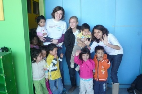 "Alison Volunteer in La Serena, Chile | Volunteers Abroad Reviews and Feedbacks | ""#Volunteer Abroad Information: Volunteering, Airlines, Countries, Pictures, Cultures"" 