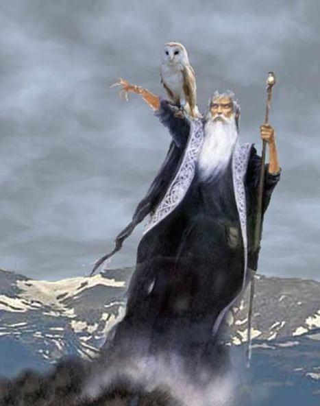 The Legendary Origins of Merlin the Magician | Wizards | Scoop.it