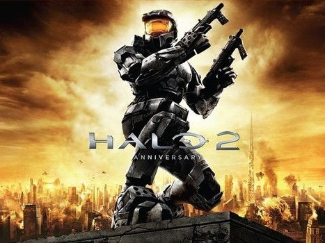 Halo 2: Anniversary will get a remastered soundtrack release next week | Windows 8.  + Windows Phone | Scoop.it