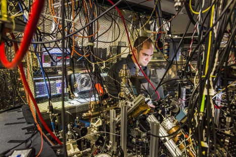 A quantum leap with computers | Physics as we know it. | Scoop.it