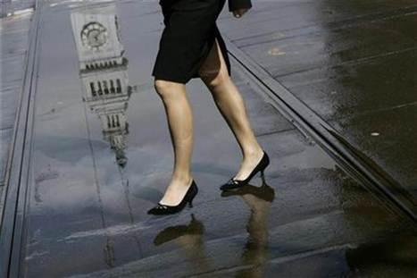 Women work 39 days more than men per year: WEF | Kickin' Kickers | Scoop.it