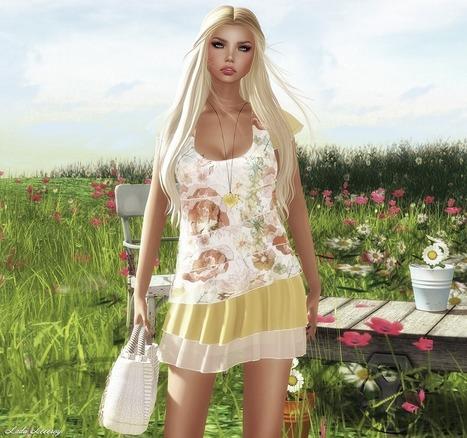 Hopeful Soul | Second Life Fashion | Scoop.it