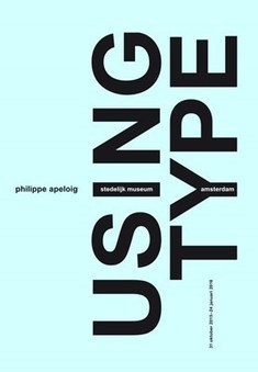 Stedelijk Museum | Philippe Apeloig – Using Type | design exhibitions | Scoop.it