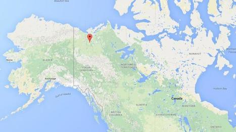 Au Canada, un lac sur le point de tomber d'une falaise | Développement durable et efficacité énergétique | Scoop.it