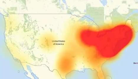 Un ataque DDos está derrumbando Twitter,  Spotify y otros | Desarrollo de Apps, Softwares & Gadgets: | Scoop.it