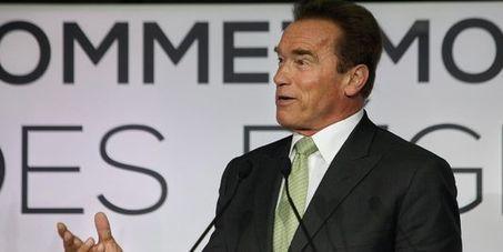 La leçon d'Arnold Schwarzenegger aux climatosceptiques - le Monde | Développement durable et efficacité énergétique | Scoop.it