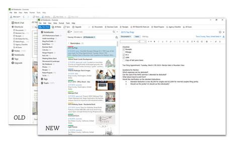 Découvrez le nouvel Evernote pour Windows - Evernote en français | Evernote, gestion de l'information numérique | Scoop.it