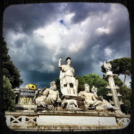 frankiehinrgmc's photo at Piazza del Popolo - Roma | #chinonvota | Scoop.it