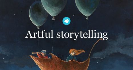 Storybird - Read, write, discover, and share the books you'll always remember. | Aprender y educar | Scoop.it