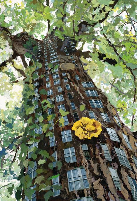 Artiste : Soazig Guezennec (Française) | Découvertes artistiques à Mumbai | Scoop.it