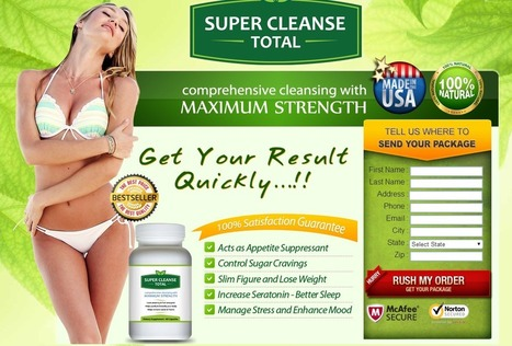 Super Cleanse Total Review - FREE TRIAL SUPPLIES LIMITED!!! | Weight lose Mind Pure | Scoop.it