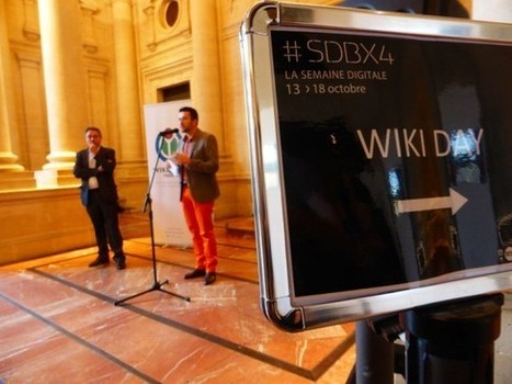 [IL Y A 2 ANS] Avec Wikipédia, la ville de Bordeaux mise sur le numérique culturel et l'open data | Clic France | Scoop.it