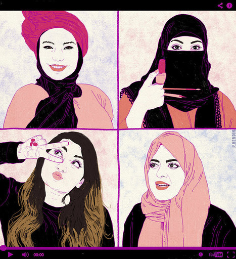 These Arab Women Are Making Some Of The Fiercest, Funniest Videos On YouTube | A Voice of Our Own | Scoop.it