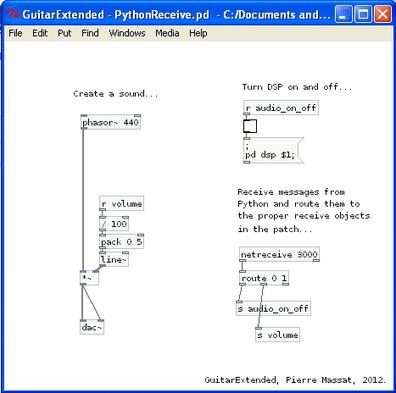 Make Python and Pure Data communicate on the Raspberry Pi | Arduino, Netduino, Rasperry Pi! | Scoop.it