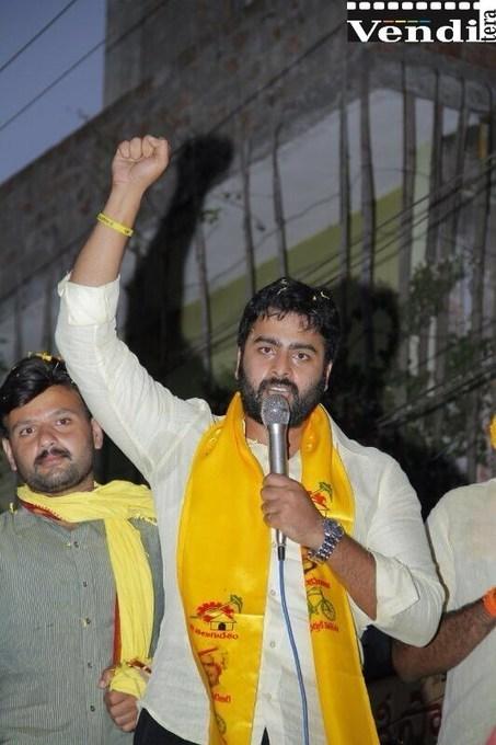 Telugu Hero Nara Rohit Political Entry | Telugu Cinema News | Scoop.it