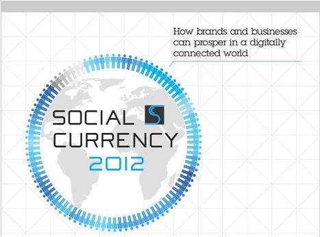 Social Currency 2012 Report | Nouvelles Notations, Evaluations, Mesures, Indicateurs, Monnaies | Scoop.it