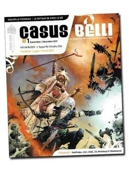Black Book Editions • Casus Belli #1 | Jeux de Rôle - JDR | Scoop.it
