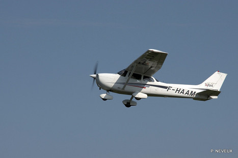 F-HAAM - Cessna 172 - Tagazous | Fantastic-shot vous recommande | Scoop.it