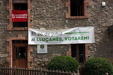 El Lluçanès aspira a ser comarca per tenir serveis «més eficients» | #territori | Scoop.it