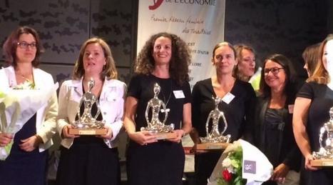 Trophées Femmes de l'économie. Six femmes de l'Ouest primées   Mixité et Diversité   Scoop.it