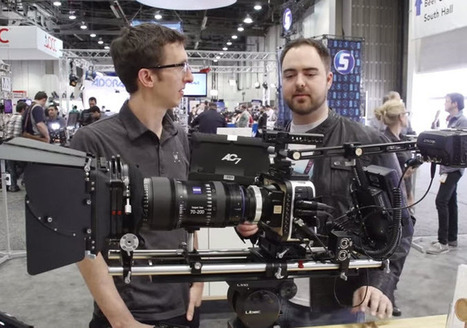 Wooden Camera Blackmagic Camera Rig - NAB 2014 from NextWaveDV | HDSLR | Scoop.it