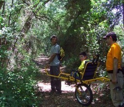 Adventure activities | Accessible Portugal | Press Review about the Joëlette | Scoop.it