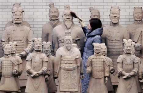 How China's Terracotta Army could rewrite history | enjoy yourself | Scoop.it