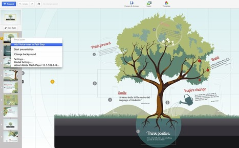 Adding sound to your prezi | Time to Learn | Scoop.it