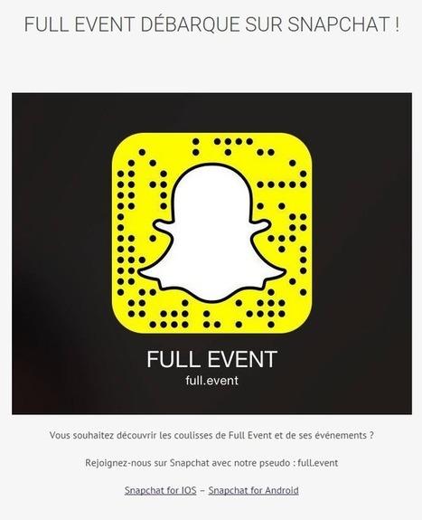 6 conseils pour réussir sa stratégie social-média sur SnapChat en2016 | Réseaux sociaux & Social network | Scoop.it