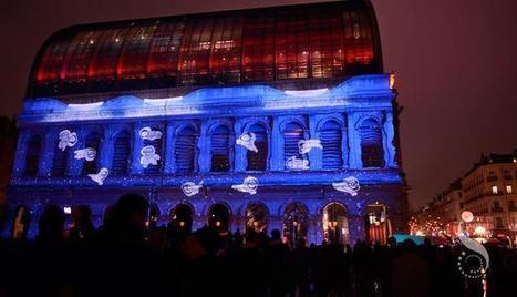 Fête des Lumières à Lyon : Lumière, poésie et belles façades  du 5 au 8 décembre par Marion Arnoud-Loherst - Domozoom.com   Architecture, design et décoration   Scoop.it
