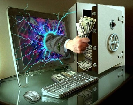 Financial Services Industry The Most Targeted By Cybercrime | Business Computing World | Data privacy & security | Scoop.it