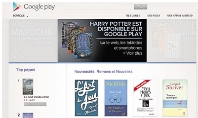Avec sa librairie numérique, Google attaque Amazon et Apple | Nouveaux modèles et nouveaux usages | Scoop.it