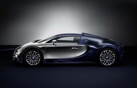 Les Légendes de Bugatti terminan con un Veyron en honor a Ettore Bugatti | Chapa y Pintura Lumar | Scoop.it