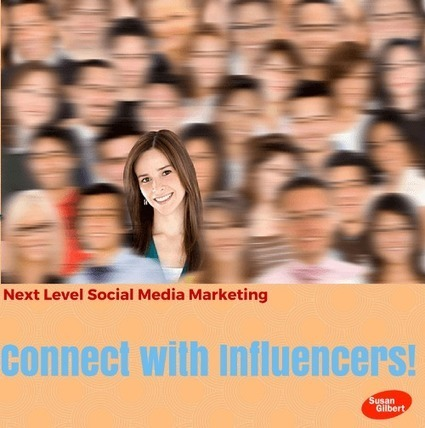 Why You Need Social Influencers For Your Marketing | Social Media Useful Info | Scoop.it