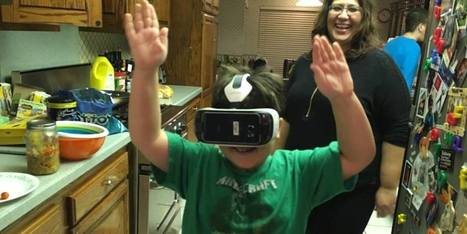 Virtual Reality Helped Me Bond With My Autistic Son | Entrepreneurship, Innovation | Scoop.it