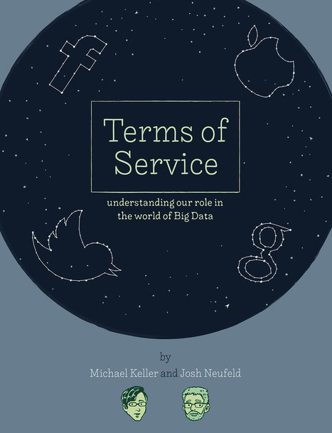 Terms of Service: Understanding our role in the world of Big Data. | Visual Thinking | Scoop.it