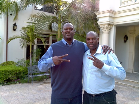 Shaq | Shaquille O'Neal Official Site | Filmbelize | Scoop.it