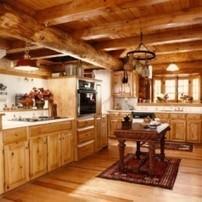 Decoración de casas de madera | Hogar y jardin | Scoop.it