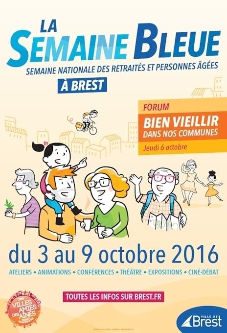 Une Semaine bleue pour les seniors à Brest | LA #BRETAGNE, ELLE VOUS CHARME - @Socialfave @TheMisterFavor @Socialfave_DEV @Socialfave_EUR @P_TREBAUL @Socialfave_POL @Socialfave_JAP @BRETAGNE_CHARME @Socialfave_IND @Socialfave_ITA @Socialfave_UK @Socialfave_ESP @Socialfave_GER @Socialfave_BRA | Scoop.it