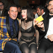 Madonna Bares Her Butt (and Much More) During a Wild Met Gala Night | Fashion and The Music Industry | Scoop.it