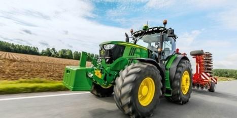 Nuevos tractores JOHN DEERE 6175R – 6215R con propiedades atléticas | EcoAgroPaisaje | Scoop.it