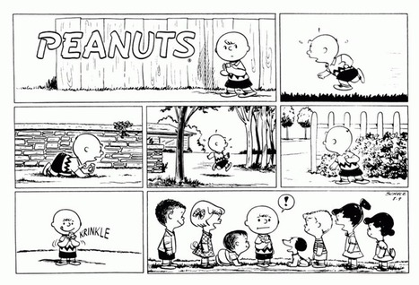 #275 ❘ Peanuts et Snoopy ❘ 1950 ❘ Charles Brown | Interesting Reading to learn English -intermediate - advanced (B1, B2, C1,) | Scoop.it